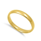 Stainless Steel Ring - Wedding band - Comfort Fit - $1.11