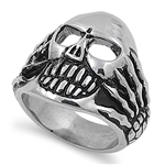 Stainless Steel Ring - Skull - $4.74