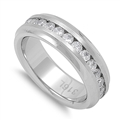 Stainless Steel Ring - $7.45