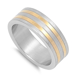 Stainless Steel Ring - $2.70
