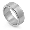 Stainless Steel Ring - Spinne
