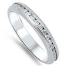 Stainless Steel Ring - $7.60