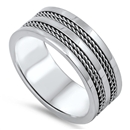 Stainless Steel Ring - $4.60