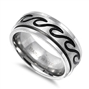 Stainless Steel Ring - $2.75