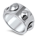 Stainless Steel Ring - $5.7