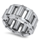 Stainless Steel Ring - $10.74