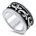 Stainless Steel Ring - $4.62