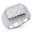 Stainless Steel Ring - $4.80