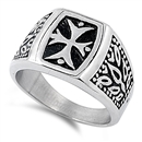 Stainless Steel Ring - $4.70
