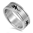 Stainless Steel Ring - $1.98