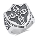 Stainless Steel Ring - $4.25