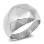 Stainless Steel Ring - $3.75