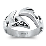 Stainless Steel Ring - $3.95