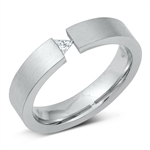 Stainless Steel Ring - $3.21
