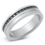 Stainless Steel Ring - $7.92
