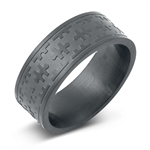 Stainless Steel Ring - Puzzle