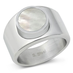 Stainless Steel Ring - $4.78