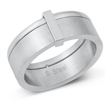 Stainless Steel Ring - $3.04