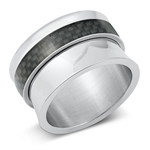Stainless Steel Ring - $4.85