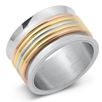 Stainless Steel Ring - $6.27