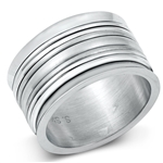 Stainless Steel Ring - $5.70