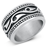 Stainless Steel Ring - $4.04