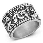 Stainless Steel Ring - $3.67