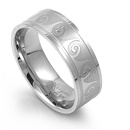 Stainless Steel Ring  -  $2.98