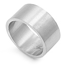 Stainless Steel Ring  -  $2.4