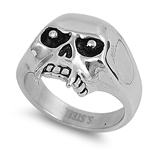 Stainless Steel Ring - Skull - $4.44