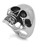 Stainless Steel Ring - Skull - $4.29