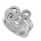 Stainless Steel Ring  -  $3.78