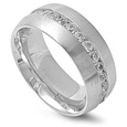Stainless Steel Ring  -  $6.10