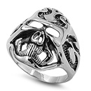 Stainless Steel Ring  -  $4.68