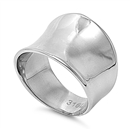 Stainless Steel Ring  -  $3.55