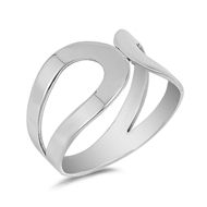 Stainless Steel Ring - $2.87
