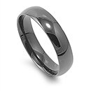 Stainless Steel Ring 6mm