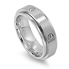 Stainless Steel Ring - $3.43