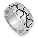 Stainless Steel Ring - $4.88