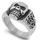Stainless Steel Ring - Skull - $4.88