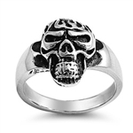 Stainless Steel Ring  -  $4.44