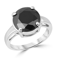 Silver Stone Ring - $7.65
