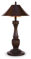 "Outdoor Electric Table Lamp Heater ""Northgate"""