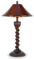 "Outdoor Electric Table Lamp Heater ""New Orleans"""