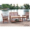Kevin Brown 4-Piece Conversation Set