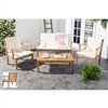 Bradbury 4-piece Outdoor Conversation Set