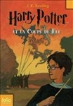 Tome 4 : Harry Potter et la coupe de feu