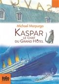 Kaspar, le chat du grand hôtel