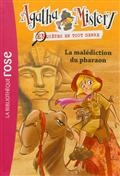 Agatha Mistery, Vol 2. La malédiction du pharaon