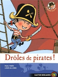 Plume le pirate, Vol. 1. Drôles de pirates !